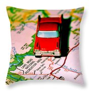 Decommission This Throw Pillow by Benjamin Yeager