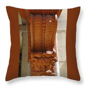 Decorative Bracket Throw Pillow