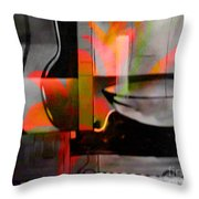 Decorative Design Throw Pillow