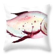 Decorative Fish Throw Pillow