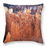 Deep Canyon - Bryce Np Throw Pillow