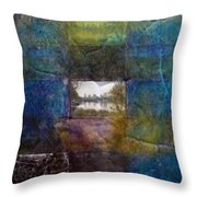 Deep Memory Throw Pillow