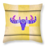 Deer 2 Throw Pillow