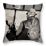 Defenders Of Our Freedom Throw Pillow