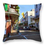 Dejavu Throw Pillow