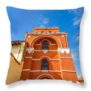 Del Carmen Arch Throw Pillow