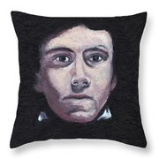 Delacroix Throw Pillow by Tom Roderick