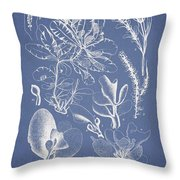 Delesseria Middendorfii Throw Pillow