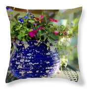 Delicata Throw Pillow