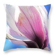 Delicate Simplicity Throw Pillow