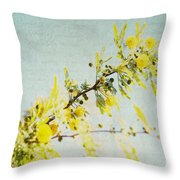 Delight - Square Throw Pillow