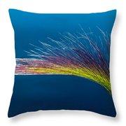 Delightful Grass Throw Pillow