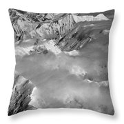 Denali ... Throw Pillow