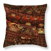 Dens Of Haedes Throw Pillow