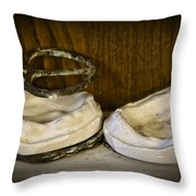 Dentist - The Denture Mold Throw Pillow