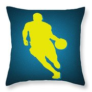 Denver Nuggets Ty Lawson Throw Pillow