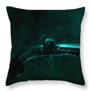 Derringer Throw Pillow