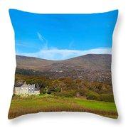 Derrynane House The Home Of Daniel Throw Pillow