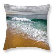 Desaturation Throw Pillow