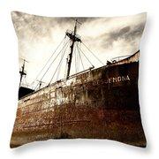 Desdemona 3 Throw Pillow