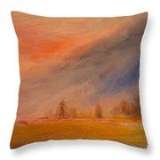 Desert Evening 03 Throw Pillow