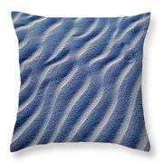 Desert Evening Designs Throw Pillow