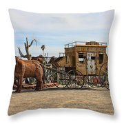 Desert Find Throw Pillow