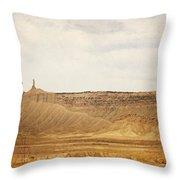 Desert Landscape2 Throw Pillow