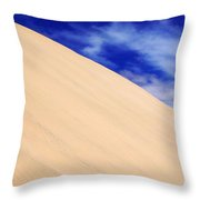 Desert Skies Throw Pillow