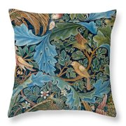 Design For Tapestry Throw Pillow