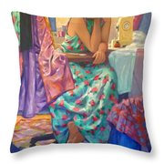 Designer Throw Pillow by Kevin Lawrence Leveque
