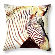 Designs From Nature 2 Throw Pillow