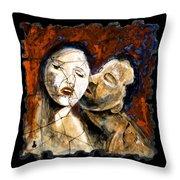 Desire Throw Pillow