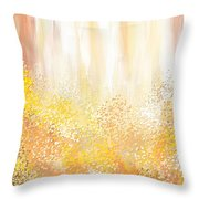 Desirous Throw Pillow