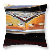 Desoto 2 Throw Pillow