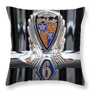 Desoto 6 Throw Pillow