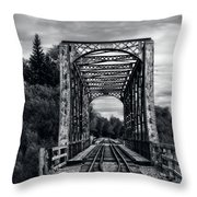 Destination Throw Pillow