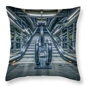 Destiny Throw Pillow by Everet Regal