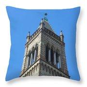 Detail Old South Church Boston Throw Pillow