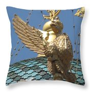 Detail Russian Church II - Nice Throw Pillow