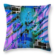 Deuteronomy Throw Pillow