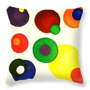Developing Strategy Throw Pillow
