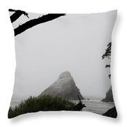 Devils Elbow Bay View Throw Pillow