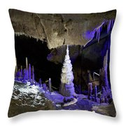 Devils's Cave 5 Throw Pillow