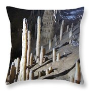 Devils's Cave 9 Throw Pillow