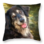 Diamond Huge Throw Pillow