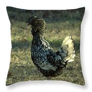 Dianne Ross Throw Pillow