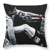 Diego And Gilbert Throw Pillow