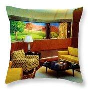 Diemaxium Living Room Throw Pillow