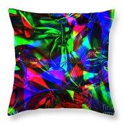 Digital Art-a12 Throw Pillow